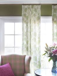 modern window treatment ideas living room and dining room kitchen