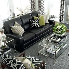 Ashley Furniture Leather Loveseat Leather Sofa Black Leather Sofa Chair Black Leather Living Room
