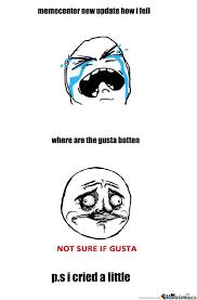 No Gusta Meme - me no gusta by junkchimp meme center