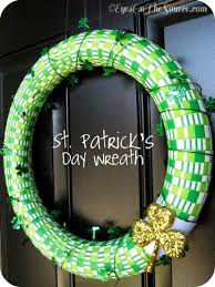 s day wreath 521 best st s day wreaths images on