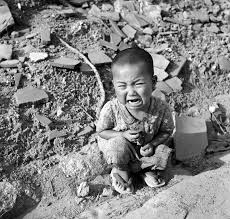 24 disturbing pictures from the aftermath of nuclear warfare