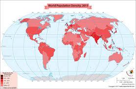 canadian map population distribution population density map
