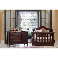 Storkcraft Portofino Convertible Crib And Changer Combo Espresso by Million Dollar Baby Classic Ashbury 4 In 1 Convertible Crib With