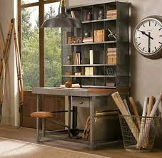 Office Decor Ideas Creative Inspiration Vintage Office Furniture Plain Ideas Rehab