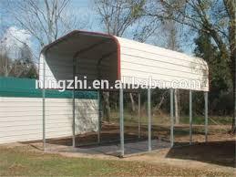 Steel Car Port Galvanized Steel Frame Carport Metal Car Shed Diy Buy Carport