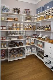How To Organize A Pantry With Deep Shelves by Organized Living Freedomrail Adjustable Shelving