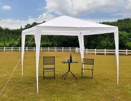 amazon com gojooasis canopy tent wedding party tent w bonus