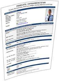 Resume For Airline Jobs by Amazing Pilot Resume Template 10 Pilot Entry Level Resume Resume