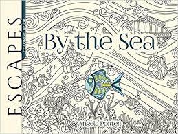 amazon escapes sea coloring 9780486814537