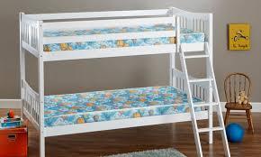 BunkBed Or Dorm Mattresses Groupon Goods - Dorm bunk bed