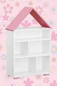 mensole per bambini mensola libreria scafale portagiochi in legno per la cameretta