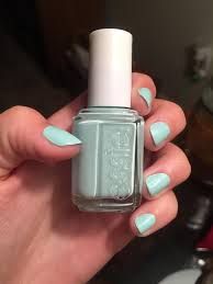 essie mint candy apple light green nail polish u0026 nail color