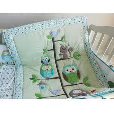Owl Nursery Bedding Sets by Aliexpress Com Buy 7pcs Cotton Baby Bedding Set Owl Family
