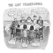 roz chast the last thanksgiving new yorker dash of wellness