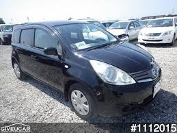 opel nissan used nissan note from japan car exporter 1112015 giveucar