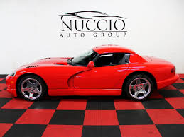 Dodge Viper Red - 2002 dodge viper rt 10