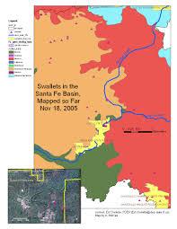 Gainesville Fl Map Santa Fe Maps Suwannee Hydrologic Observatory