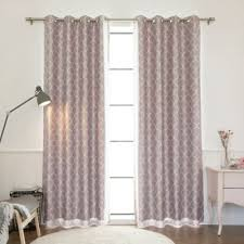 Lavender Window Curtains Buy Lavender Curtains Panel From Bed Bath Beyond