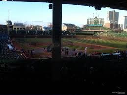 Chicago Cubs Seat Map by Wrigley Field Section 223 Chicago Cubs Rateyourseats Com