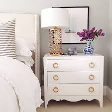 White Dresser And Nightstand Set Best 25 White Bedside Tables Ideas On Pinterest White Bedside
