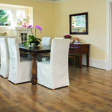 Hickory Laminate Flooring Lowes Shop Allen Roth 6 14 In W X 4 52 Ft L Saddle Handscraped