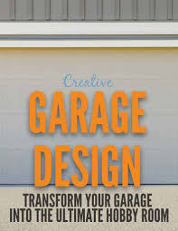 creative garage design offer distinctive closets turn your garage into the ultimate hobby space
