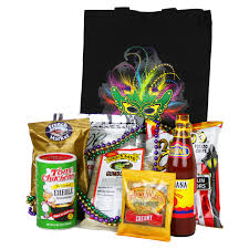 new orleans gift baskets taste of new orleans gift bag