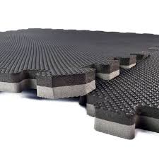 vs polyethylene vs polyurethane foam mats