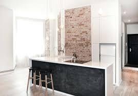 plancher ardoise cuisine peinture ardoise cuisine mur brique dacco en peinture