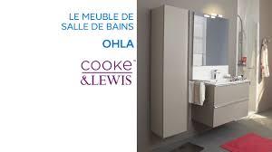 Colonne Salle De Bain Design by Meubles De Salle De Bains Ohla Cooke U0026 Lewis 679689 Castorama