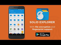explorer for android phone solid explorer file manager android apps on play