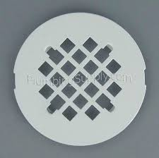Bathroom Shower Drain Covers Bathroom Shower Drain Covers Easy Replacement Fiberglass White