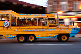 amphibious truck 10 unusual types of transport the amphibious vehicles used today