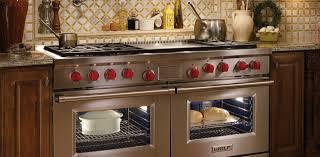 Red Kitchen Range Appliances Ranges Mobile Appliance