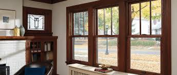 traditional windows and doors andersen windows doors andersen 400 series woodwright double hung window