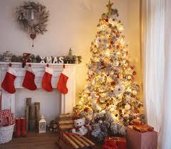 Christmas Livingroom Christmas Tree Safety Tips For Your Home Modernize