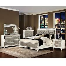 Silver Nightstand Ls Dresser El Dorado Furniture