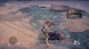 Mad Max Map Mad Max In It For Glory And Paint My Name In Blood Missions
