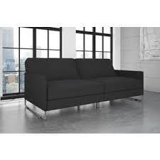 Modern Futon Sofa by Grey Modern Futons Shop The Best Deals For Oct 2017 Overstock Com