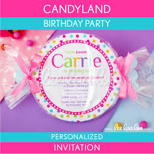 Google Invitation Cards Candy Popsicle Invitation Template Free Google Search Sweet