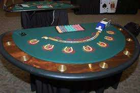Black Jack Table by Blackjack Table Rentals For Casino Parties Premier Casino Events