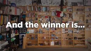 Tiny Desk Concert Hop Along Introducing The Winner Of The 2017 Tiny Desk Contest Kut