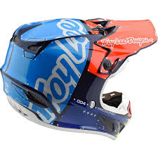 gopro motocross helmet mount troy lee designs 2018 se4 composite factory navy helmet at mxstore