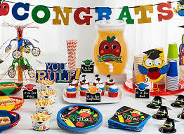 preschool graduation decorations graduation party ideas party city party city