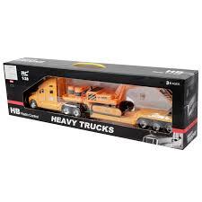 model semi trucks rc construction truck remote control semi truck auto hauler