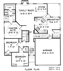 thurston house plans floor plans blueprints architectural