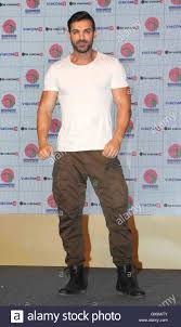 bollywood actor john abraham during a tourism program for the
