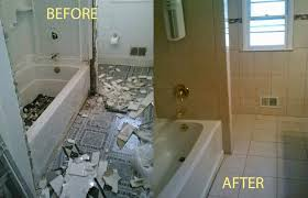 Bathroom Before And After Photos Eric Mensah Construction Ltd Renovation Project U2013 Bathroom