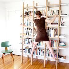 Rek Bookcase Bookshelf Yanko Design