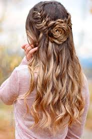 for homecoming hair styles for homecoming best 25 prom hairstyles ideas on